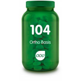 Ortho Basis - 270 tabs - 104