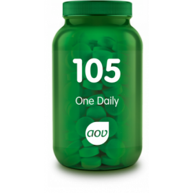 One Daily - 90 tabs - 105