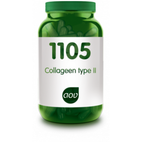 Collageen type II - 90 VegCaps - 1105