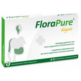 Florapure® Digest - 20 tabs (NF Nutra)