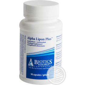 ALPHA LIPON PLUS 90 CAP