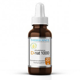 Physiomance D-NAT 1000 - 20 ml (NF Nutra)