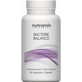 Bacterie Balance - 60 caps (NF Nutra)