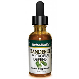 Banderol Microbial Defense - 30 ml