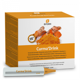 Curma'drink - 28 x 15ml