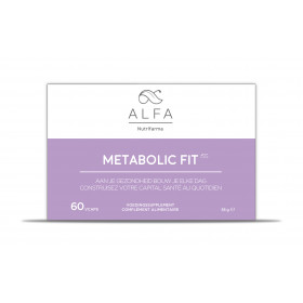 Metabolic Fit - 60 Vcaps