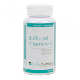Buffered Vitamin C - 100 capsules