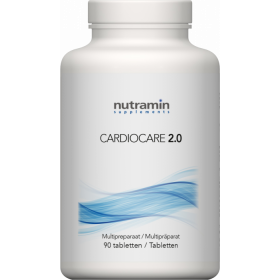 Cardiocare NTM 2.0 - 90 tab (NF Nutra)