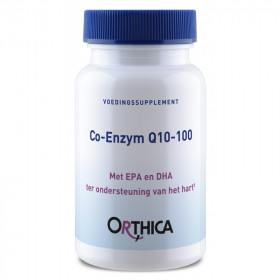 Co-Enzym Q10 (100 mg) - 30 caps (NF Nutra)