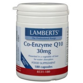 Co enzym Q10 30 mg - 180vcap