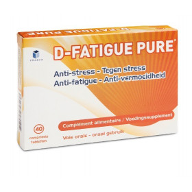 D-Fatigue Pure® - 40 tabs (NF Nutra)