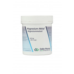 Magnesium Aktief (600 mg) - 100 vcaps (NF Nutra)