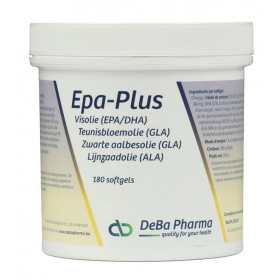 Epa-plus (omega-3-6-9) - 180 Softgels (NF Nutra)