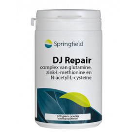 DJ-Repair glutamine,zinc-l-methionine, NAC-200gr powder