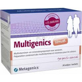 Multigenics senior - 30 zk. (NF Nutra)