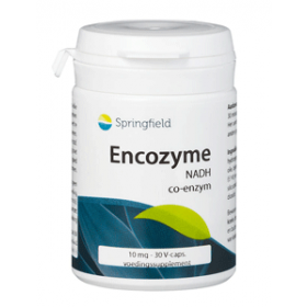 Encozyme NADH 10 mg - 30 VegCaps
