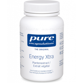 Energy Xtra - 60 caps (NF Nutra)