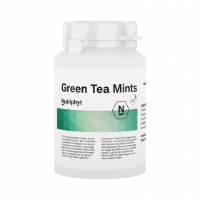 Green tea mints - 120 tabs