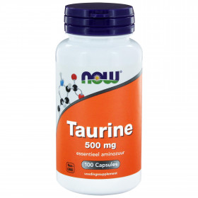 Taurine 500 mg 100 caps