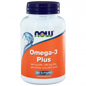 Omega-3 Plus (High EPA / DHA) 60 softgels