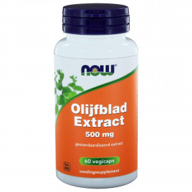 Olijfblad Extract 500 mg 60 Vcaps
