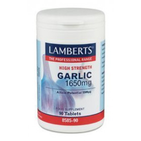 Knoflook (garlic) 1650 mg - 90tab