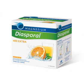 Magnesium-Diasporal® 400 EXTRA, granules for oral solution - 50 sticks