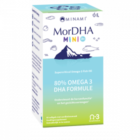 MorDHA Mini - 60 softgels