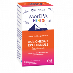MorEPA Mini - 60 softgels