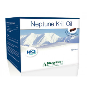 Neptune Krill Oil (500 mg) - 180 softgels