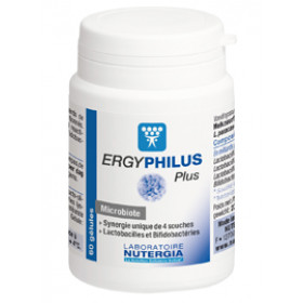 ErgyPhilus Plus - 60 caps