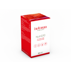 NutriQ10 (100mg) - 90 softgels