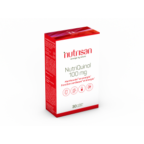 NutriQuinol (100mg) - 30 softgels