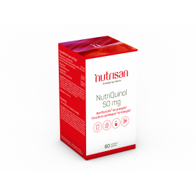 NutriQuinol (50mg) - 60 softgels
