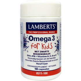 Omega 3 for kids - 100cap