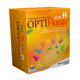 Optiflorus Kids - 60 caps (NF Nutra)