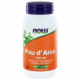 Pau d'Arco 500 mg 100 caps