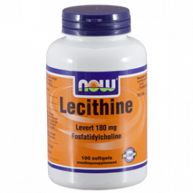 Lecithine 1200 mg 100 softgels