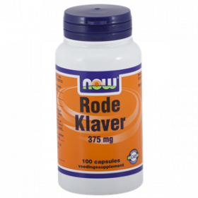Rode Klaver 375 mg 100 caps