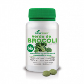 Verde de broccoli 500 mg - 100 tabl
