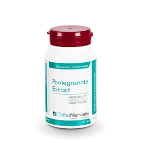 Pomegranate Extract - 60 capsules
