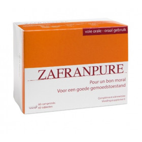 Zafranpure® - 60 tabs (NF Nutra)